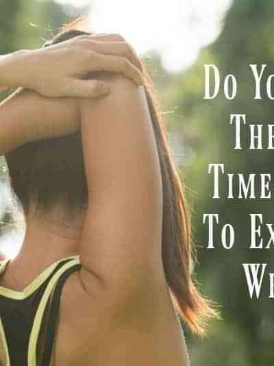 Do You Know The Best Time Of Day To Exercise? We Do!