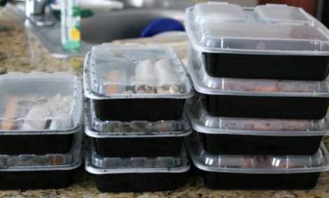 weight loss meal prep containers