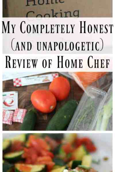 Home Chef Review: My Honest and Unapologetic Opinion!