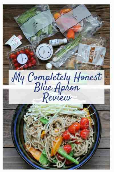 My Honest Blue Apron Review