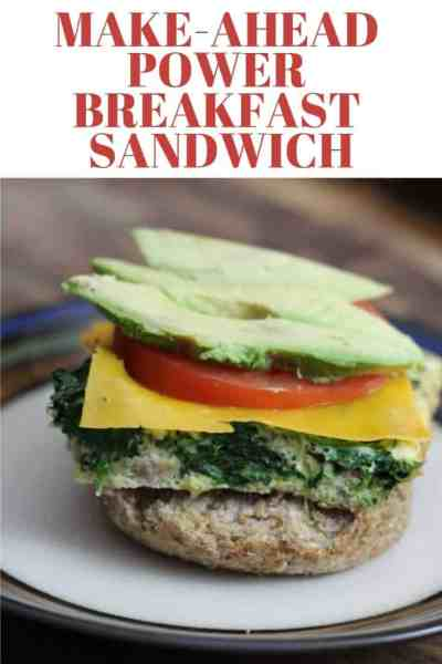 Make-Ahead Breakfast Sandwich