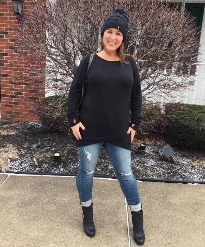 Stitch Fix Outfits: Winter 2019 stitch fix review