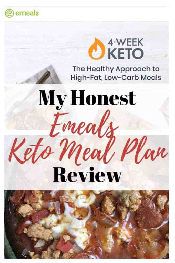keto meal plan: emeal newest weekly menu