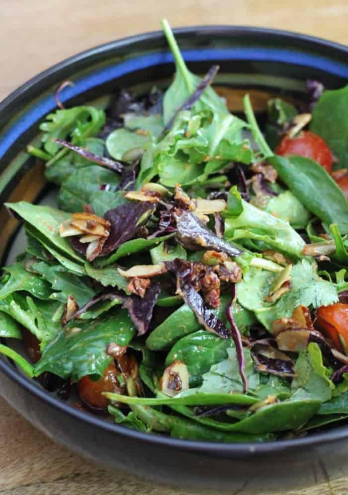 sun basket salad recipe