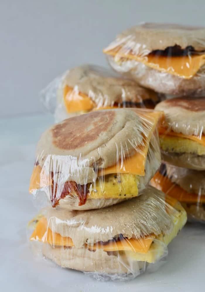 freezer breakfast recipe