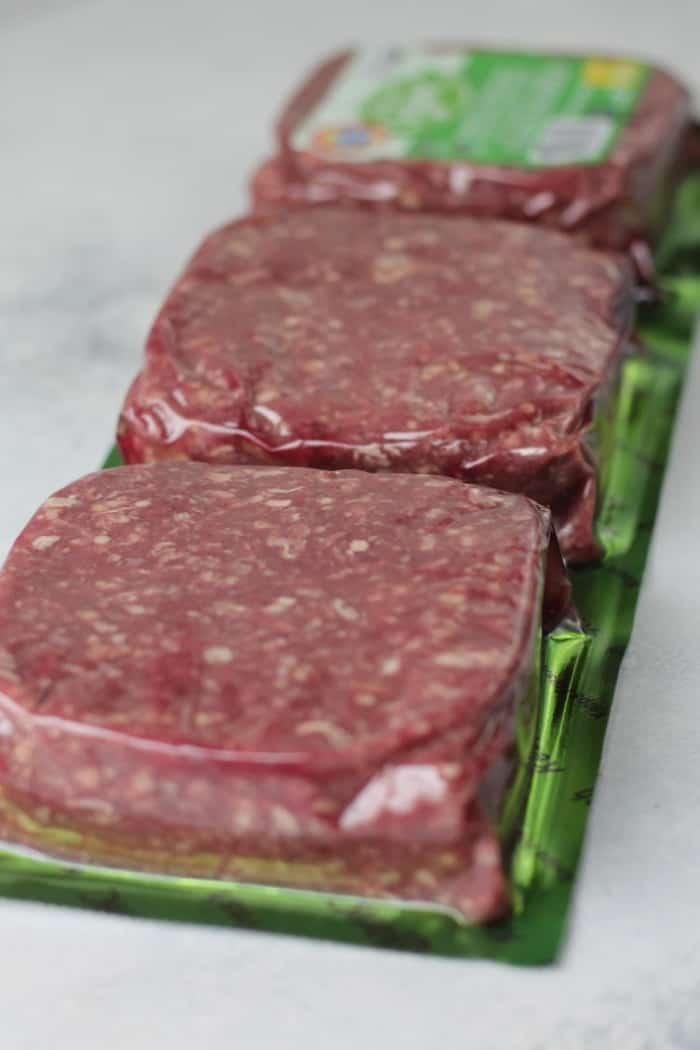 wegmans organic ground beef