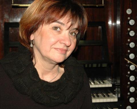 Elżbieta Karolak (Poznań) – organy