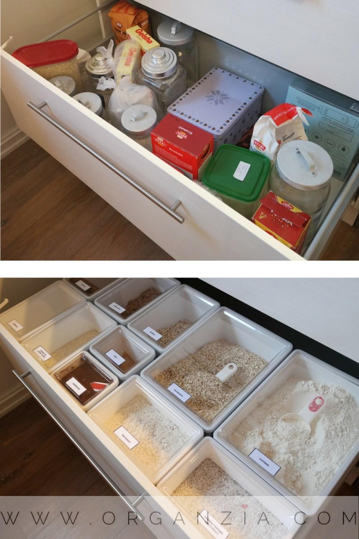 Organized kitchen drawer - Organzia.com