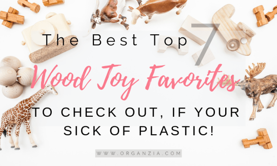 Top 7 Wood Toy Favorites