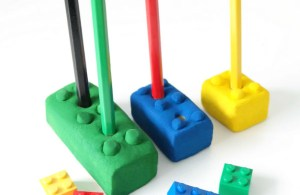 Lego Pencil Holders Project
