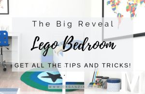 The Lego Bedroom Big Reveal