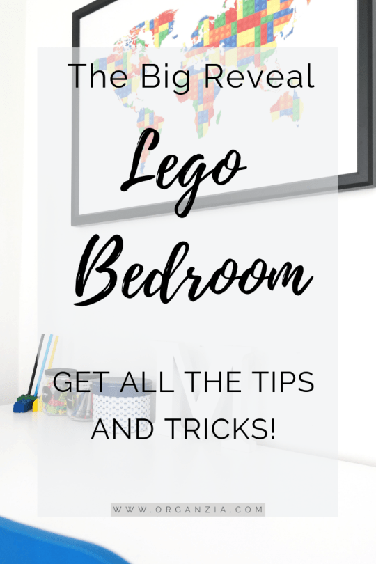 The Lego Bedroom