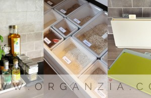 Organized kitchen organzia