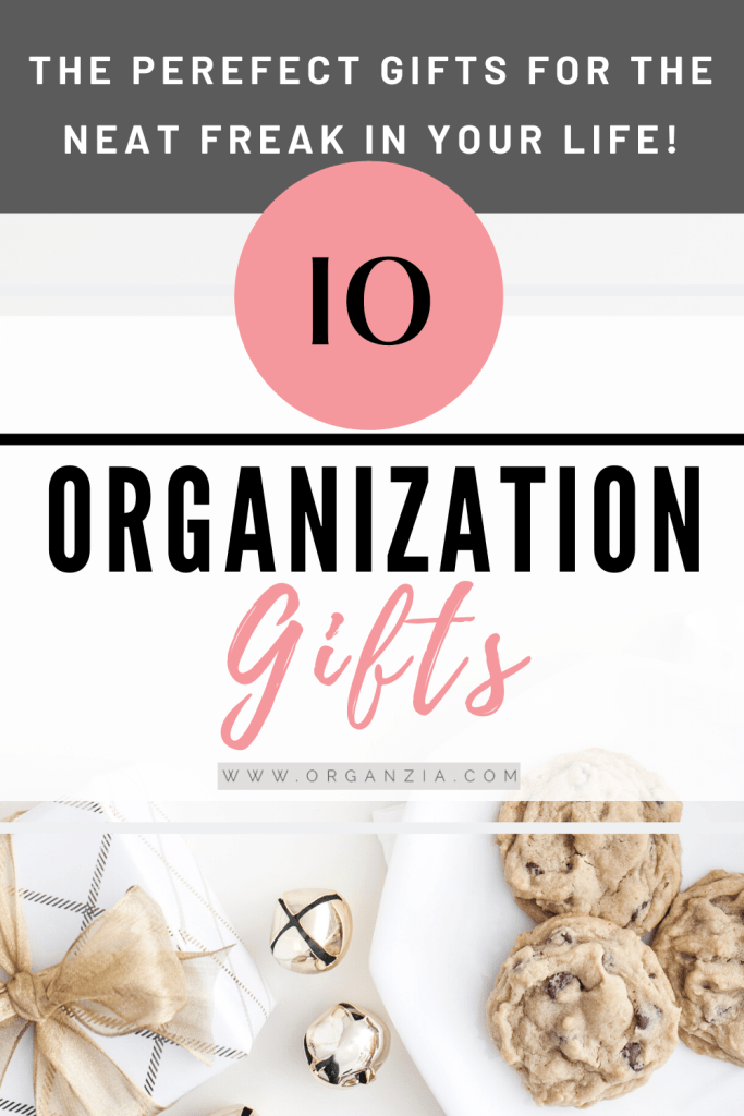 Organization Gifts For the neat freak