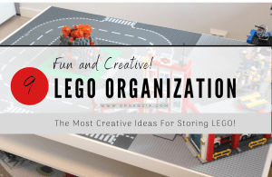 Lego organization ideas - 9 ideas