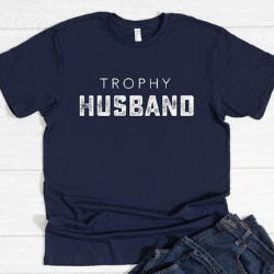 Valentine day gifts for him -Husband t-shirt