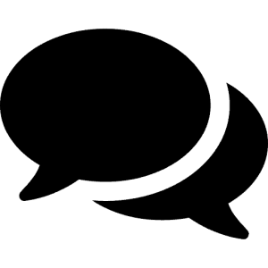 contact page for flatsome wordpress theme pointed icon chat Contact Us