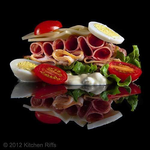 Chef's Salad by kitchenriffs.com