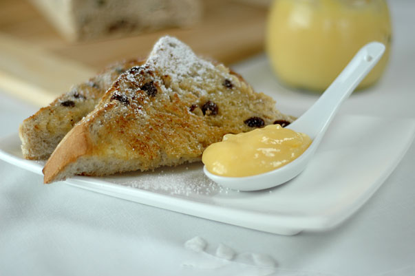 Thermomix Recipe for Lemon Curd