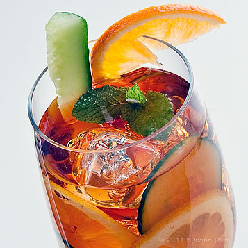 Pimm's Cup by kitchenriffs.com