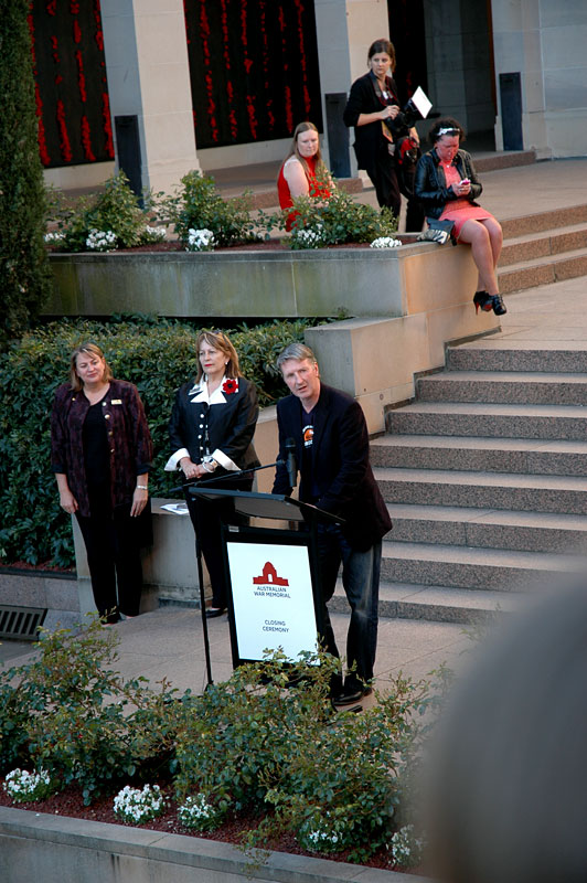 Ian Hill - Australian Capital Tourism
