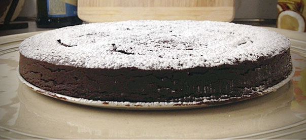 Silky Chocolate Cake