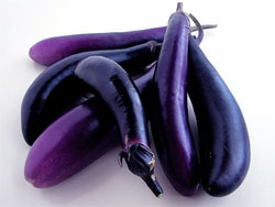 eggplant for Moroccan Jam