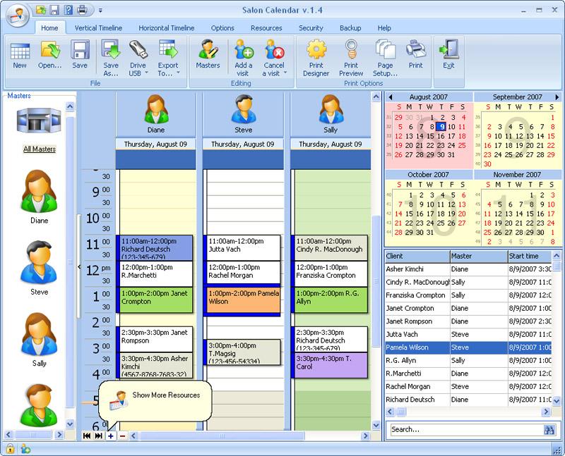 pc software free  2016 calendar