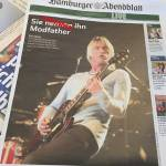 Paul Weller formerly known as Modfather