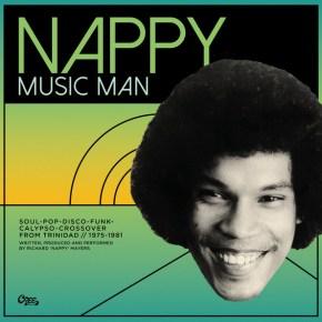 Nappy Music Man - Richard Mayers