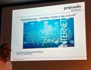 Webmontag Hamburg: Internet Of Things - wenn Ingenieure Gott spielen