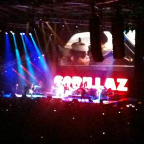Archivpost: Gorillaz live - Monsterprimaten des Edutainment