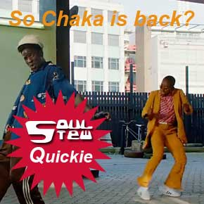 "Chaka Khan ist wieder da: ""Like Sugar"" / Quickie"