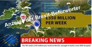 Brexit, Dark Ads, Influencer, das böse Facebook.