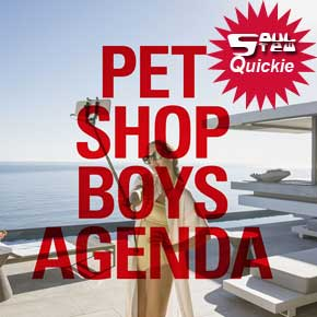 Pet Shop Boys: The Boys Got A New Agenda