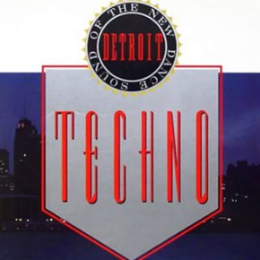Zehn Platten Vol. 6: Techno · The New Dance Sound Of Detroit