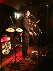 Bobby Oroza Hamburg: The Singer