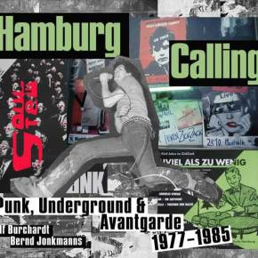 Hamburg Calling - das Punk Buch: Und ich leb' an der Elbe!