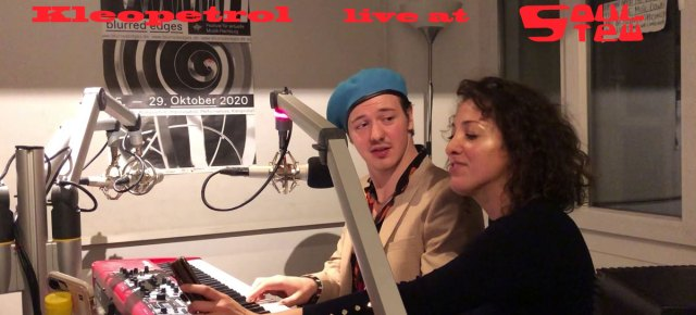 Kleopetrol live in der Soul Stew Radio Show