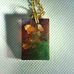 Fourth Generation Pendant #7 | Orgonite Power