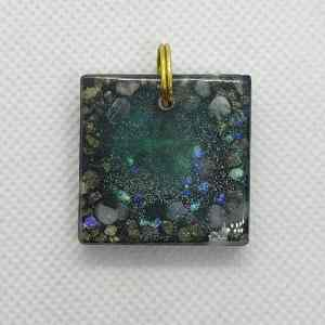 The StarGazer Morphing Mood Orgonite Pendant #2