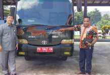 Tak Layak Pakai, Dimara Minta Perhatian Pemda Terkait Mobil Tahanan Kejaksaan Manokwari