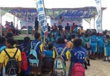 Taman Bacaan Kampung Yenberok Biak Timur Diharapkan Pacu Minat Baca