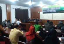 LSP Menbiska Uji Kompetensi Dosen Pendamping Kewirausahaan di Polbangtan Manokwari