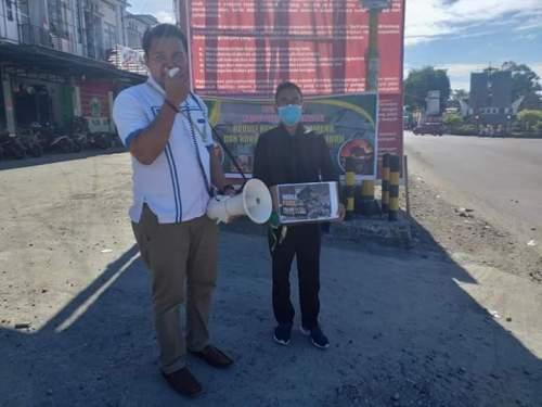 Ketua DPD BKPRMI Kabupaten Manokwari, Masrawi Ariyanto