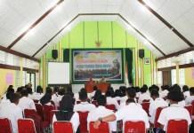 LDK Siapkan Mahasiswa Polbangtan Manokwari Jadi Generasi Millennial Yang Unggul