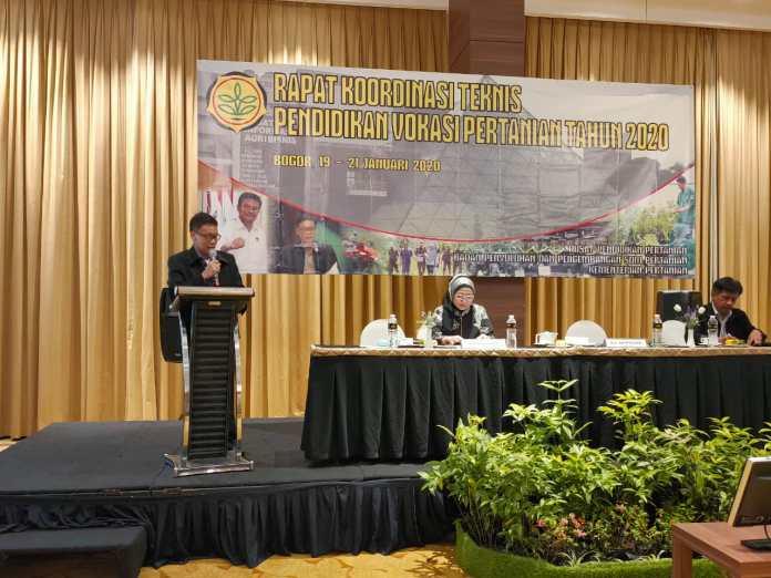 Menteri Pertanian Minta UPT Pendidikan Dukung Tiga Program Aksi BPPSDMP