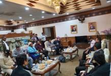 Rombongan Pimpinan MPR, DPR, dan DPD RI Berkunjung ke Freeport-Papua