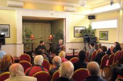 Dónal and Gerry O'Connor 'McGahon & Donnellan Music Mss' performance 2016