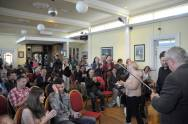 Donnellan & McGahon Music Mss audience 2016